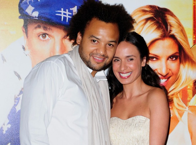 Amelle Chahbi et Fabrice Eboué aux anges, ils attendent un heureux évènement !