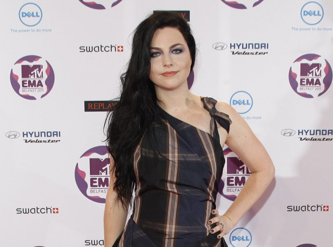 Amy Lee : la chanteuse d'Evanescence est devenue maman !