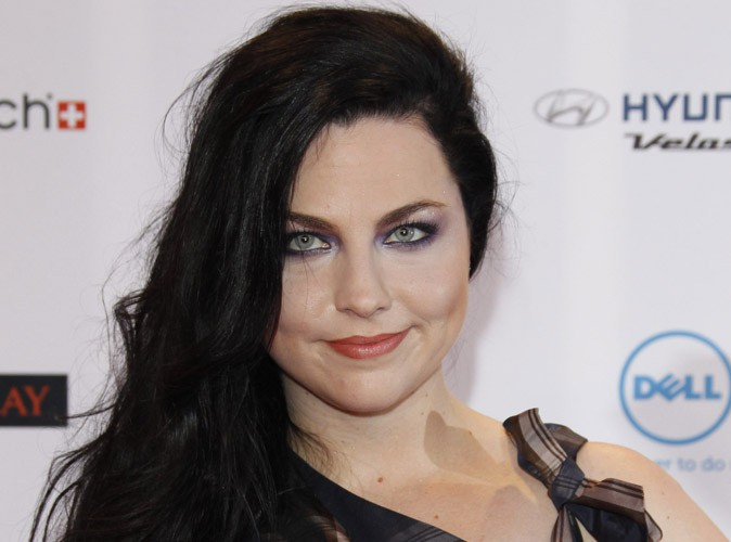 Amy Lee : la chanteuse du groupe Evanescence attend son premier enfant !