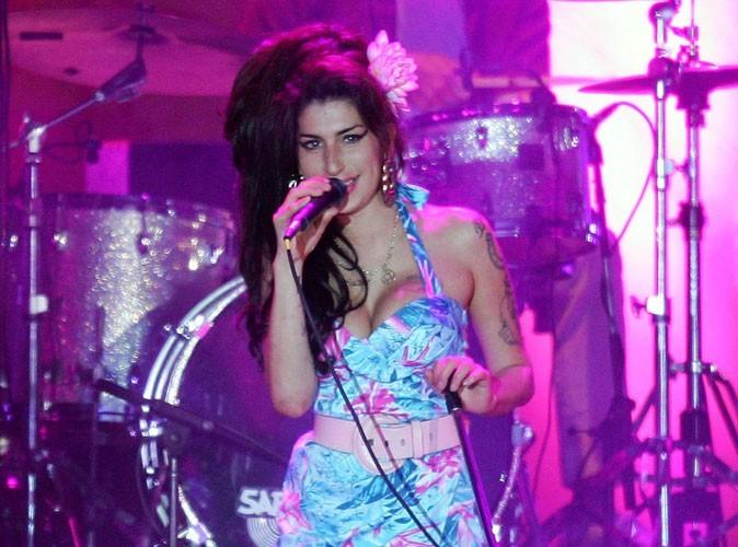 Amy Winehouse : sa famille et ses amis ont célébré sa vie la nuit dernière !
