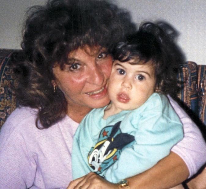 Amy et sa maman Janis !