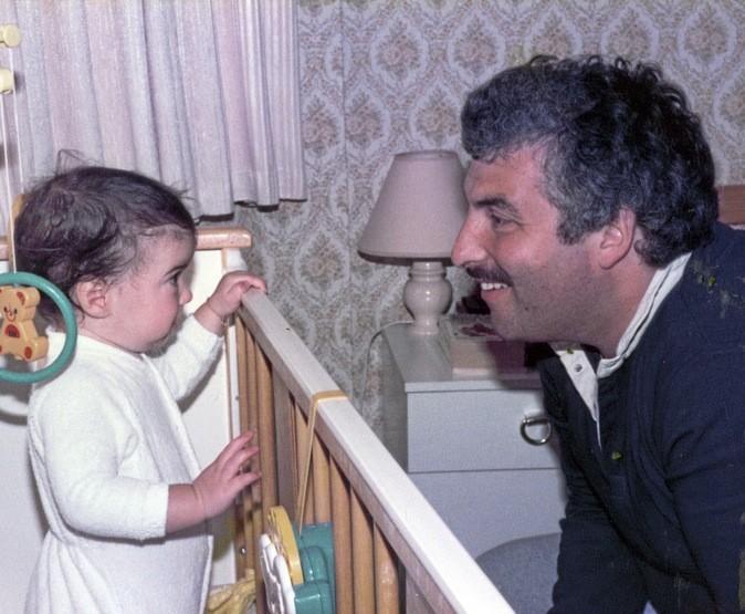 Amy et son père Mitch !