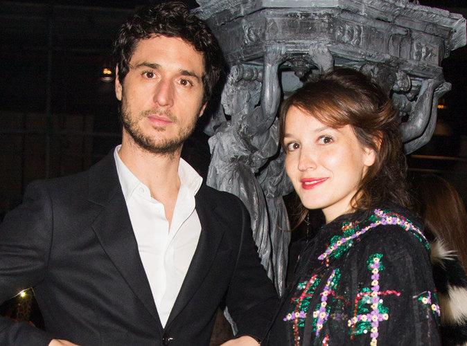 Anaïs Demoustier et Jérémie Elkaïm attendent un heureux événement