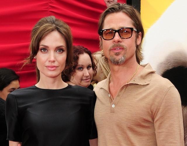 Angelina Jolie, actrice mais maman avant tout !