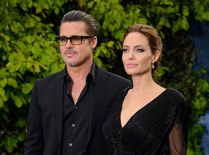 """Angelina Jolie : """"Brad Pitt est un prince charmant dans la vie !"""""""