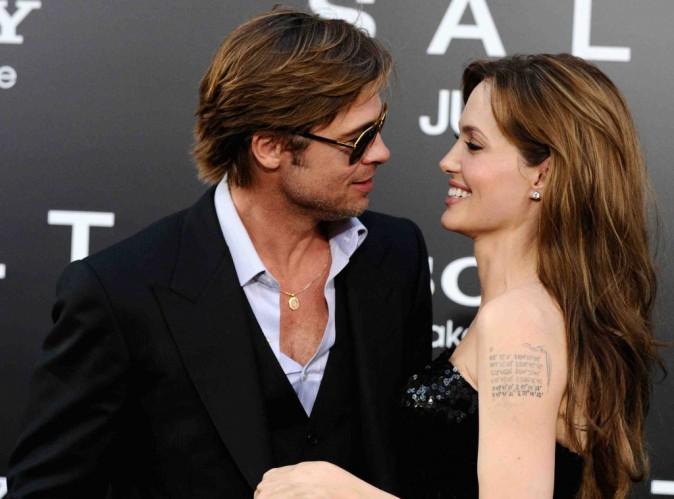 Angelina Jolie : découvrez le cadeau de mariage à 3 millions de dollars qu'elle a offert à Brad Pitt !
