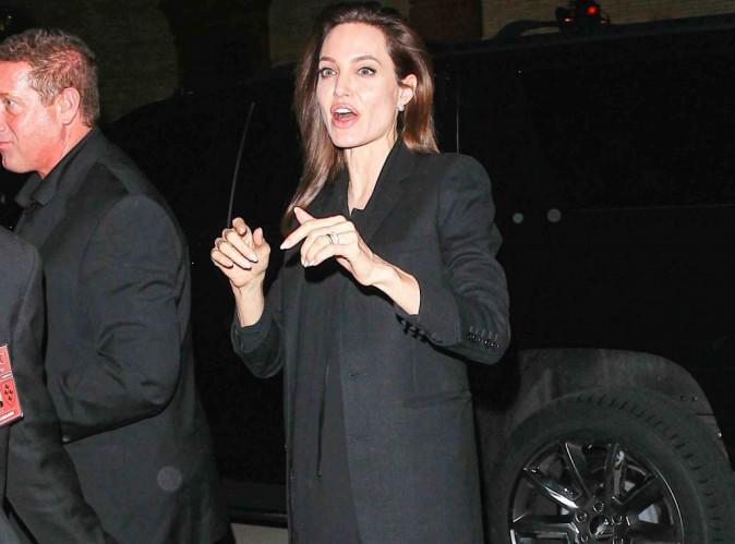 Angelina Jolie : des photos très sexy viennent d'être dévoilées et ça vaut le détour !
