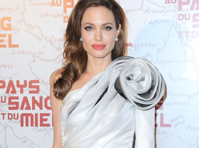 Angelina Jolie : elle a sérieusement répété pour les Oscars !
