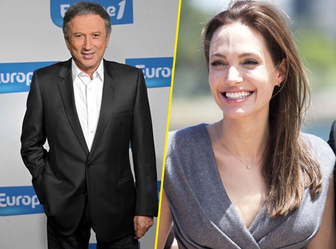 Angelina Jolie : elle débarque chez Drucker !