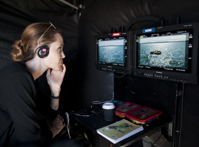 Angelina Jolie : elle fait pleurer les acteurs qu'elle dirige !
