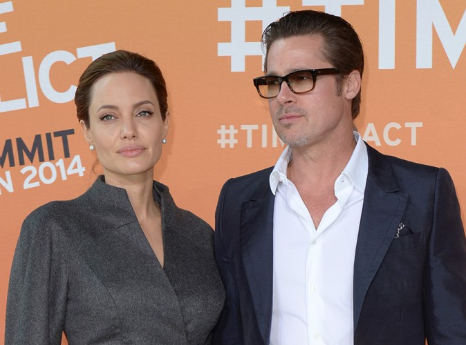 Angelina Jolie : elle interdit à Brad Pitt de tourner des scènes d'amour avec d'autres actrices !