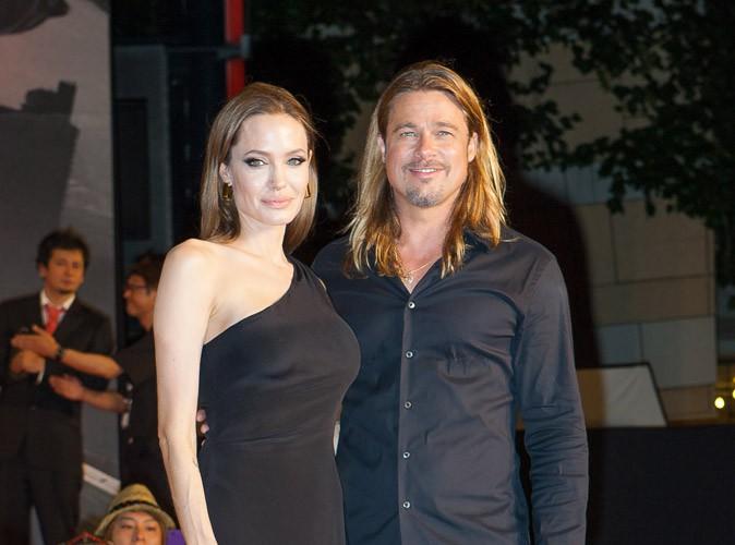Angelina Jolie : elle offre un cadeau hyper romantique à Brad Pitt pour ses 50 ans !