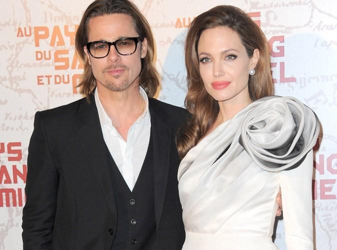 Angelina Jolie : elle offre un hélicoptère à Brad Pitt !