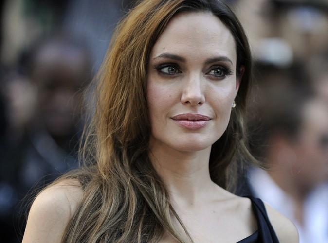 Angelina Jolie : elle rêvait d'être directrice de pompes funèbres !