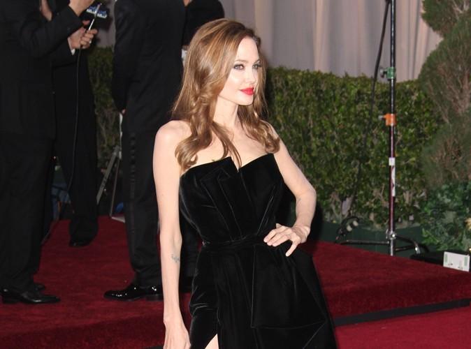 Angelina Jolie : elle se fiche qu'on se moque de sa jambe désarticulée !