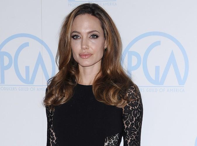 Angelina Jolie : enceinte ?!