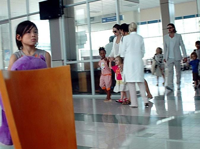 Angelina Jolie et Brad Pitt : au Vietnam, le pays de leur fils Pax Thien !