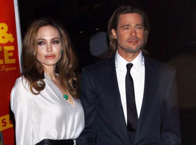 Angelina Jolie et Brad Pitt : leur rendez-vous secret avec Barack Obama !