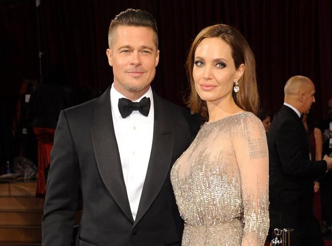 """Angelina Jolie et Brad Pitt : ont-ils trouvé la meilleure façon se dire """"Je t'aime"""" ?"""