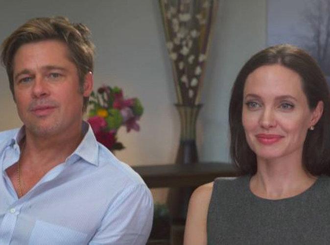 Angelina Jolie et Brad Pitt : plus unis que jamais pour une rare interview en duo !