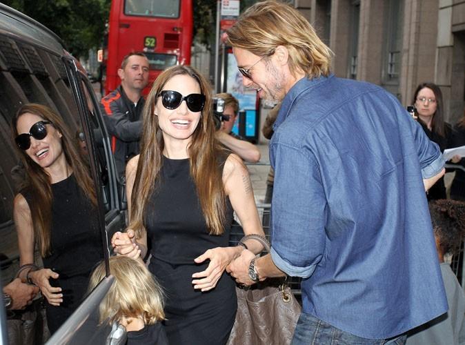 Angelina Jolie et Brad Pitt vendent leurs luxueuses maisons de Malibu !