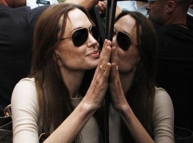 Angelina Jolie : fatiguée de l'Angleterre, elle voudrait retourner aux Etats-Unis !