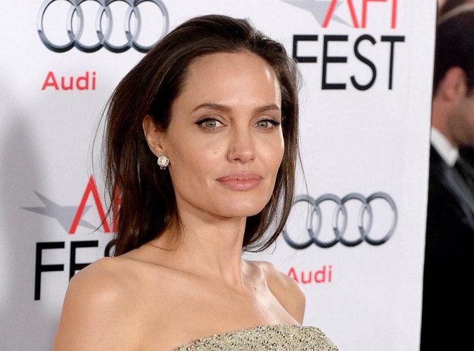 """Angelina Jolie : """"J'adore être ménopausée. Je ne veux plus être jeune !"""""""
