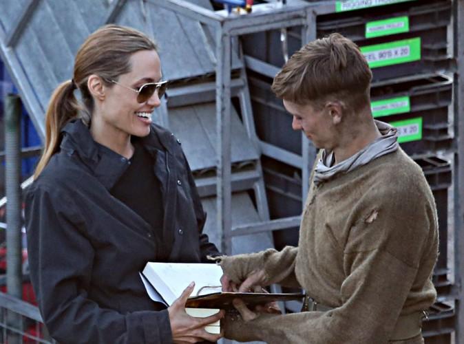 Angelina Jolie : Sa maigreur ? Un soutien pour ses acteurs !