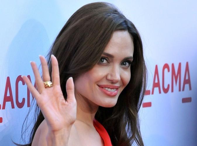 Angelina Jolie, ses enfants l'ont assagie !