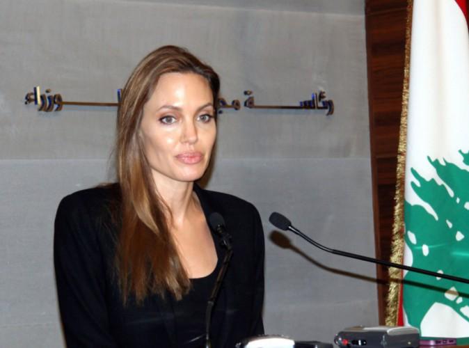 Angelina Jolie : Shiloh est aussi concernée qu'elle par la condition des réfugiés syriens !