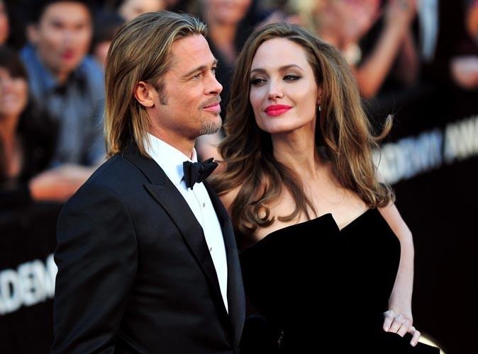 """Angelina Jolie : suite à sa mastectomie, elle fera son retour sous les spotlights aux côtés de Brad Pitt lors de la première de """"World War Z"""" à Londres !"""