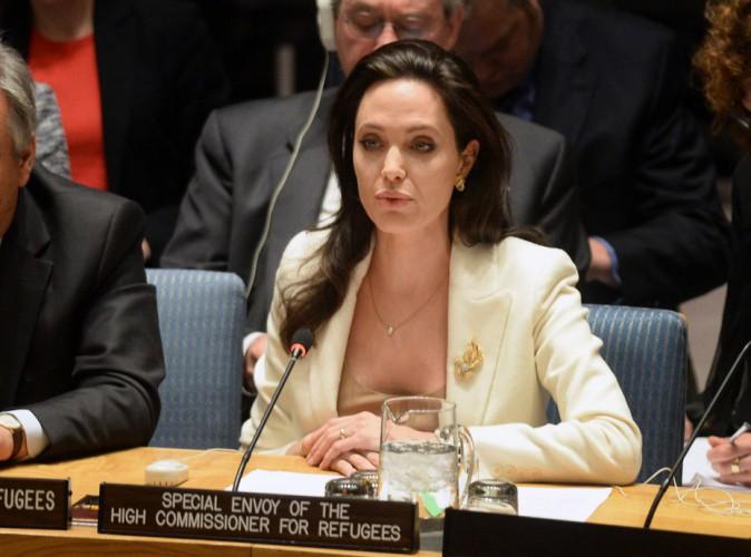 Angelina Jolie, une ambassadrice de l'ONU qui coûte (très) cher !