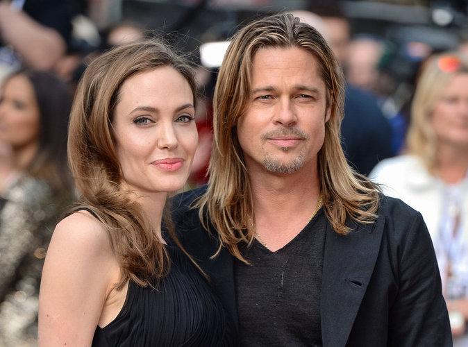 Brad Pitt serait sur le coup d'une enquête pour violences