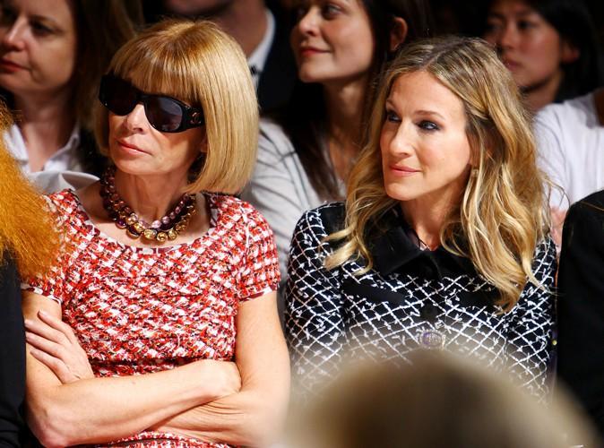 Anna Wintour : elle veut Sarah Jessica Parker à la tête du Vogue !
