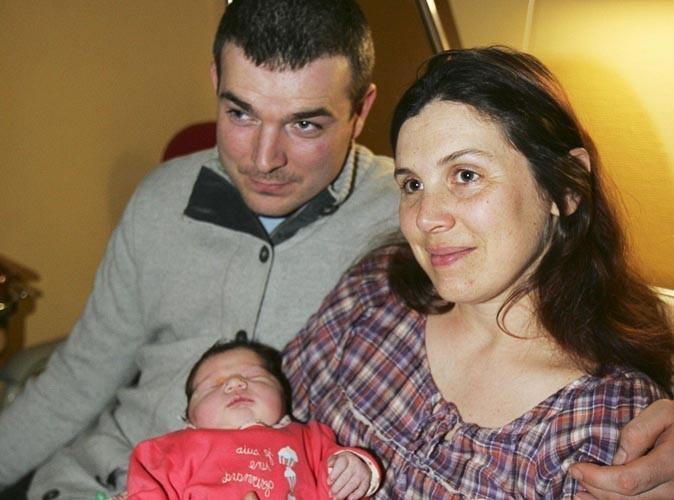 """Anne Alassane : """"à la naissance de Margaux, j'ai passé deux ou trois heures à pleurer en la tenant dans mes bras..."""""""