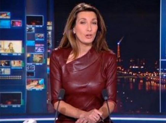 """Anne-Claire Coudray revient sur l'affaire des tétons : """"J'en suis vraiment désolée !"""""""