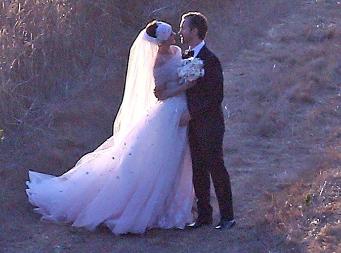 Anne Hathaway : just married !