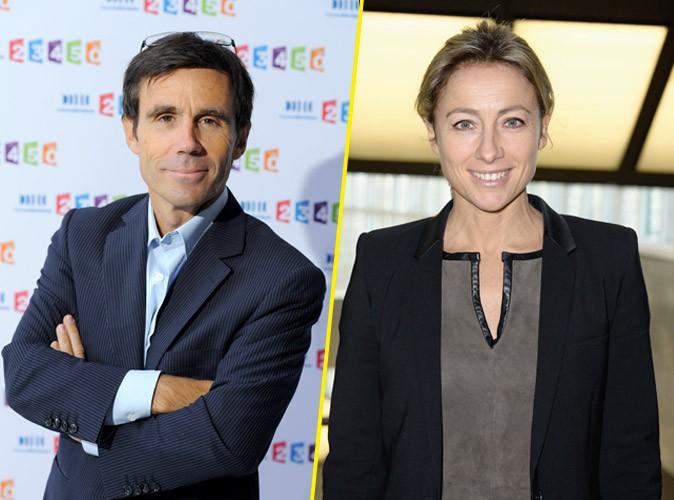 Anne-Sophie Lapix : prête à remplacer David Pujadas au JT de France 2 ?