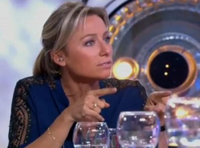 Anne-Sophie Lapix tacle Canal+ dans C à Vous !