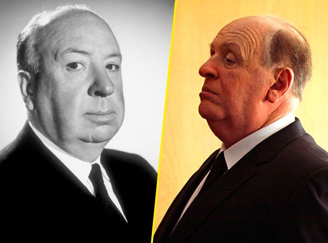 Anthony Hopkins : première image convaincante dans la peau d'Alfred Hitchcock !