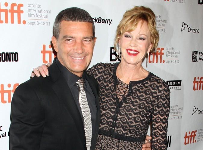 Antonio Banderas: les addictions de Mélanie Griffith ont renforcé leur mariage !