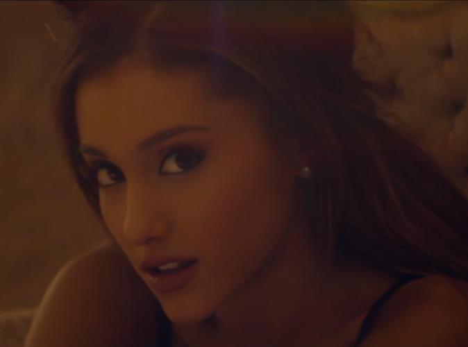 """Ariana Grande : féline et divine, elle dévoile son clip """"Love me Harder"""" !"""