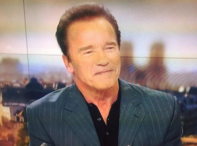 """Arnold Schwarzenegger : """"Avec François Hollande nous devons travailler ensemble pour sauver le monde"""" !"""