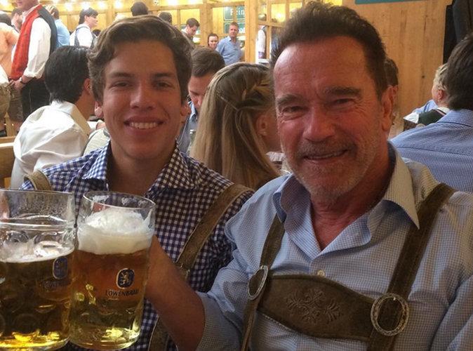 Arnold Schwarzenegger : Il s'affiche enfin avec Joseph, son fils illégitime !