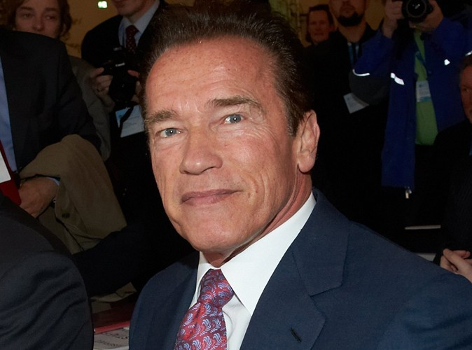 Arnold Schwarzenegger : sa photo nue pourrait partir à plus de 150000$ !