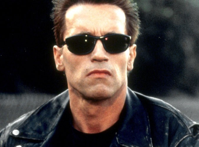Arnold Schwarzenegger : Terminator is back !