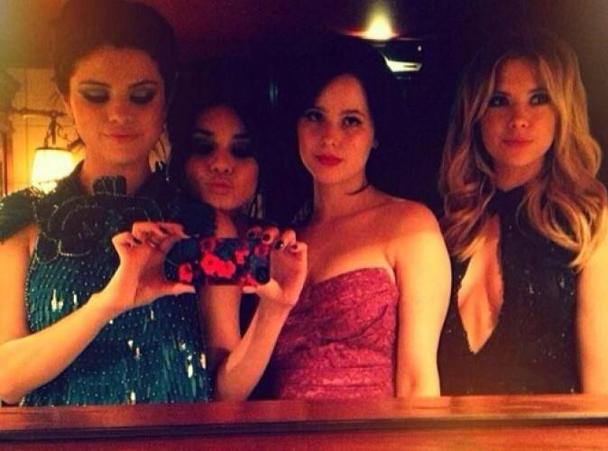 Ashley Benson, Selena Gomez, Vanessa Hudgens : un cliché sexy fait son apparition sur la toile !