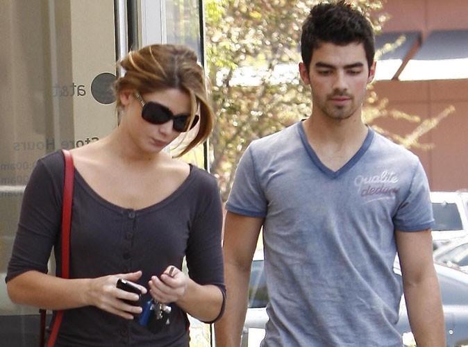 Ashley Greene n'a pas tout de suite été in love de Joe Jonas !