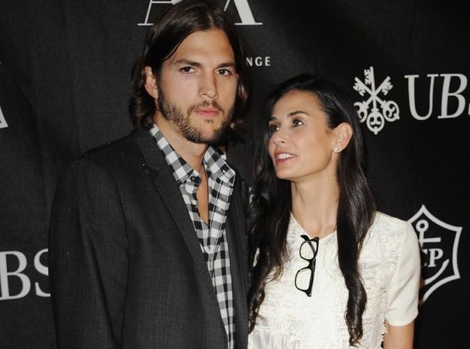 Ashton Kutcher : découvrez le visage de celle avec qui il a trompé Demi Moore !