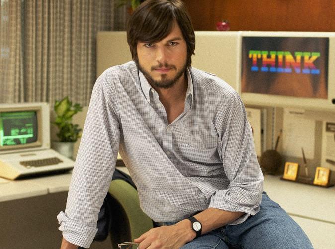 Ashton Kutcher et Jobs : un teaser inédit diffusé sur Instagram !